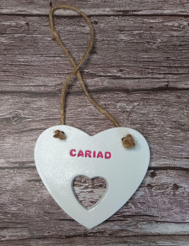 Clay Heart - Cariad
