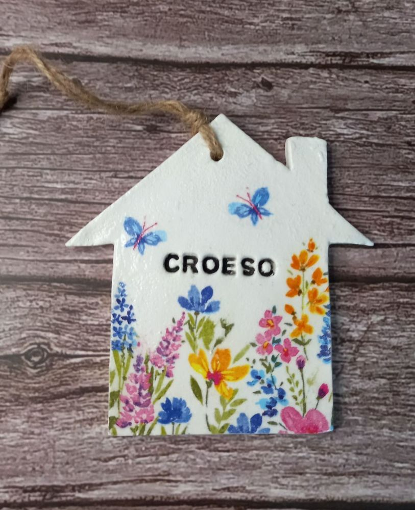 Clay House - Croeso