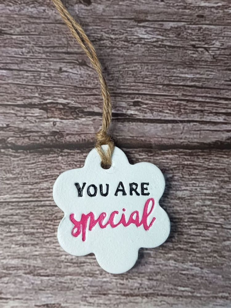 Clay Flower - You are Special