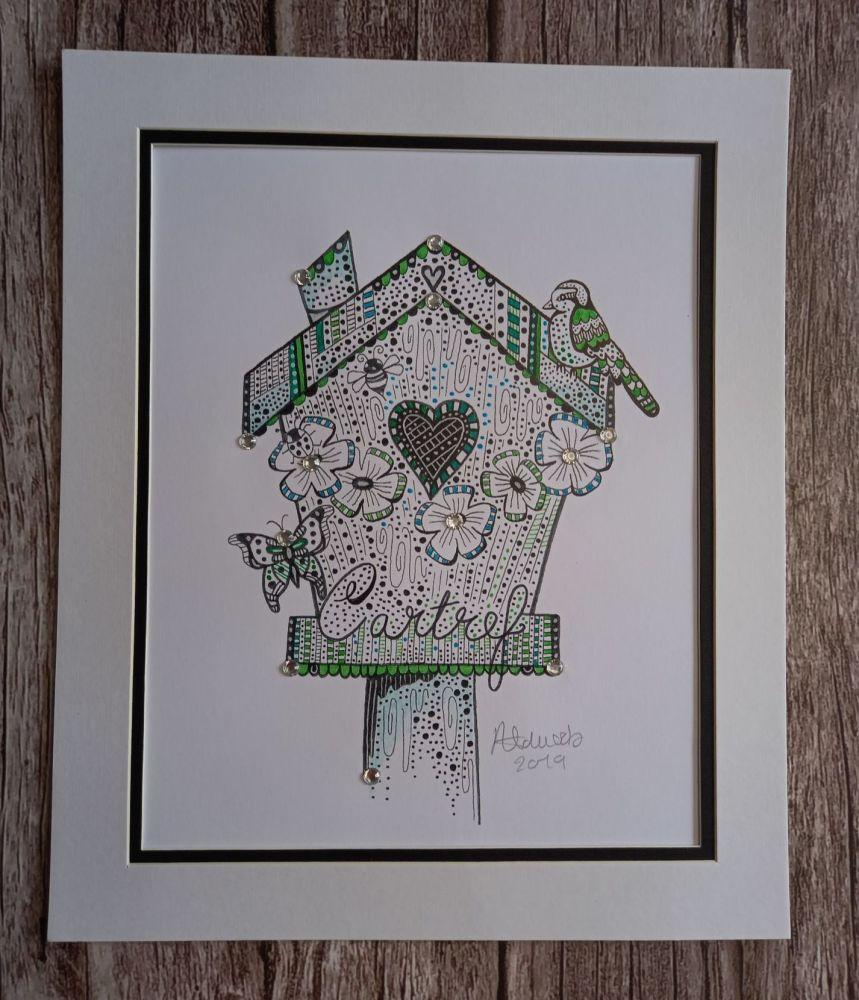 A4 Cartref Print