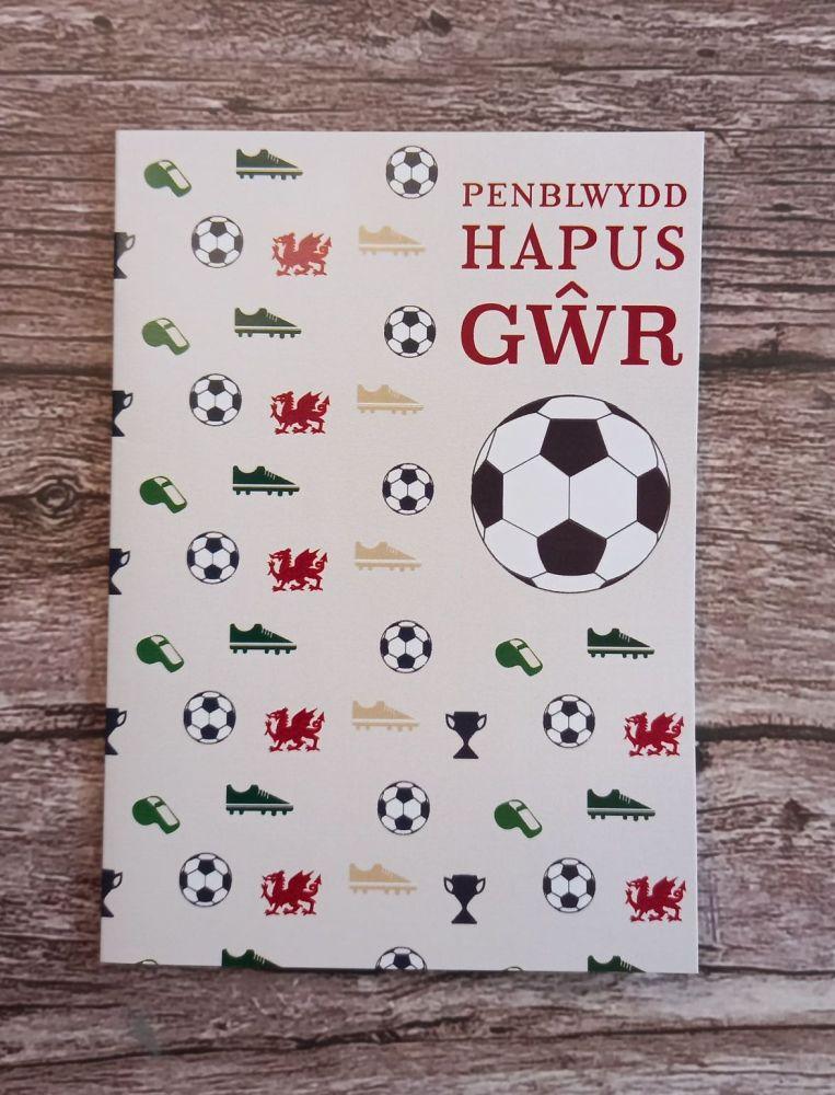 Cerdyn Penblwydd Gwr