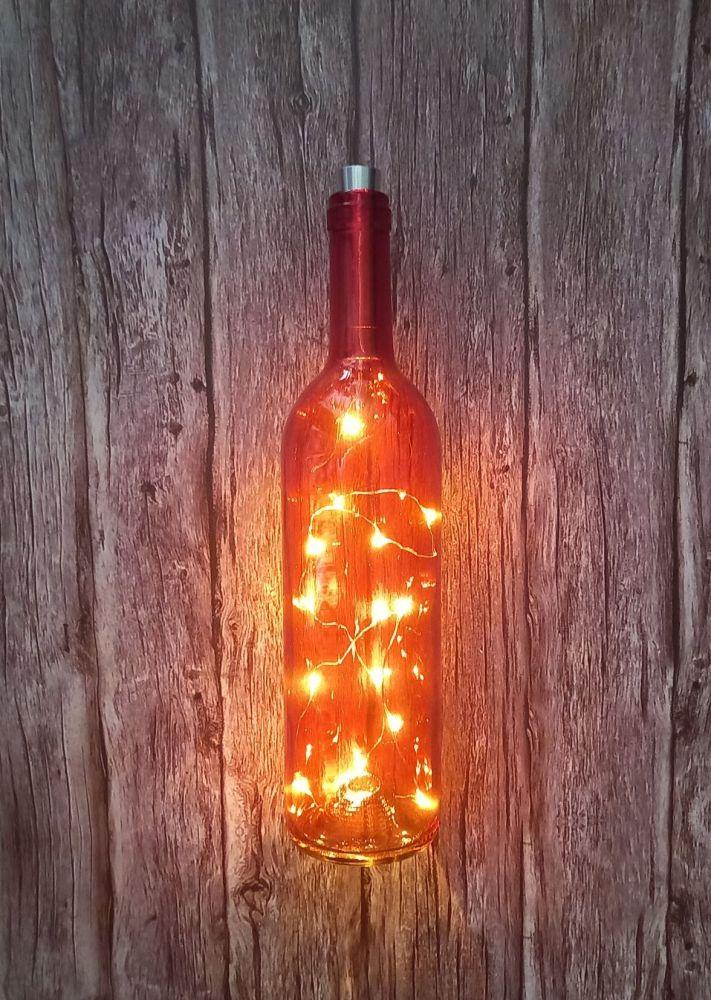 Light up Bottle - Red