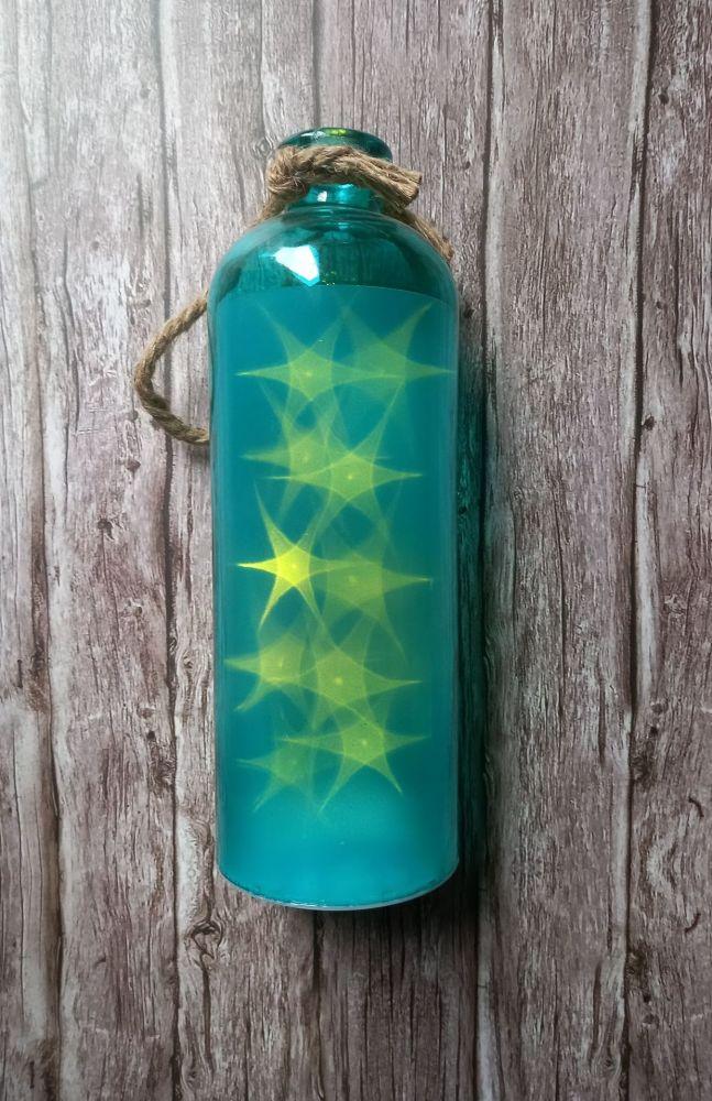 Stars in a Jar - Blue Large