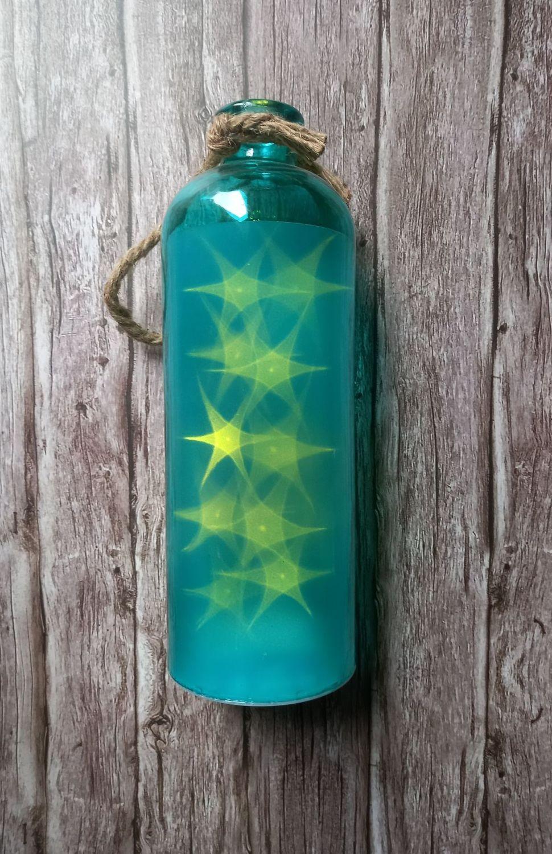 Stars in a Jar Large - Blue