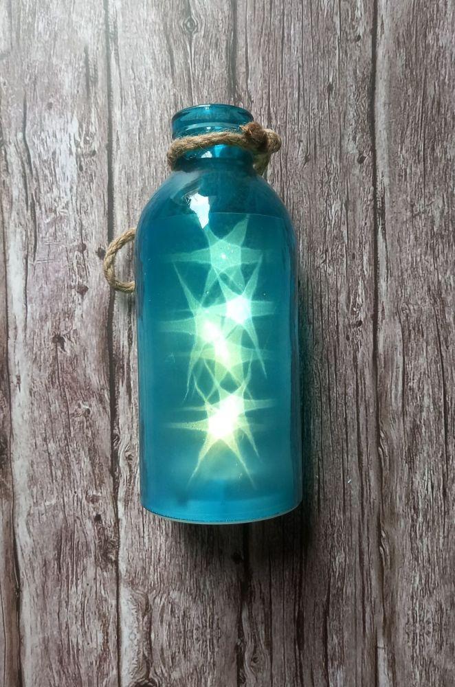 Stars in a Jar - Blue Small