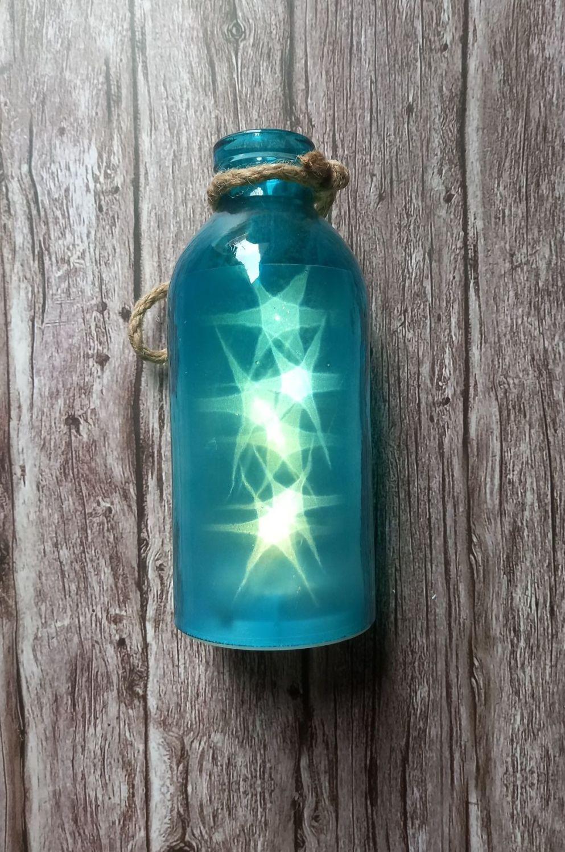 Stars in a Jar Small - Blue