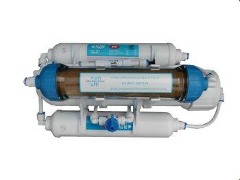 4 stage 150gpd aquarium system