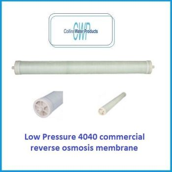 Hid LOW PRESSURE 4040 commercial reverse osmosis membrane