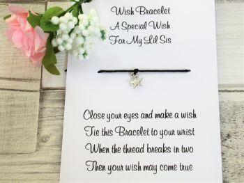 Make A Wish Bracelet X2