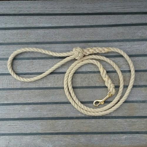 Rope Dog Lead, Medium