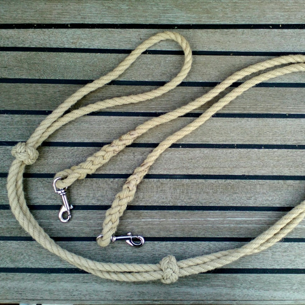 Double Dog Lead, Adjustable.