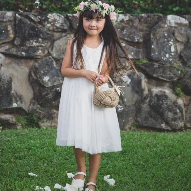 Flower Girl Basket 2