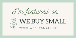 Featured on WeBuy Small.UK