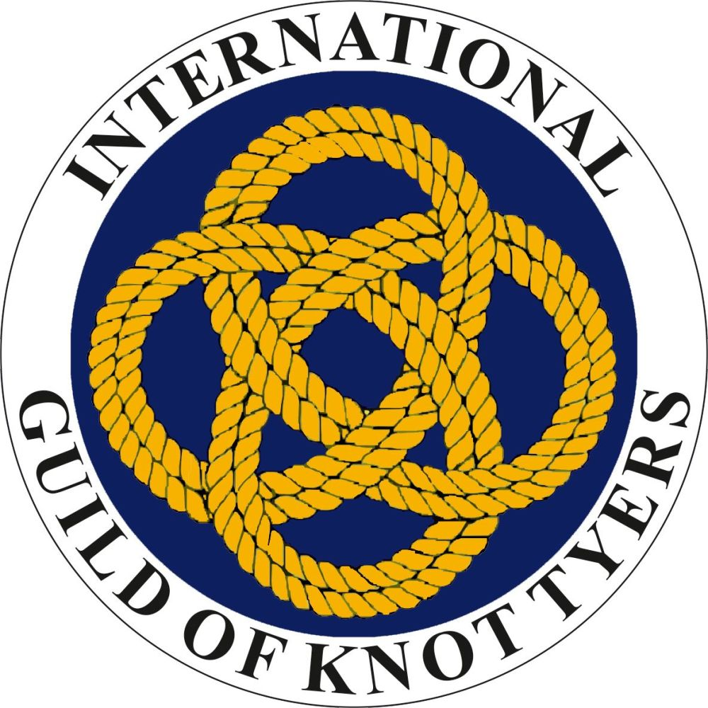 Member of the International Guild of Knot Tyers