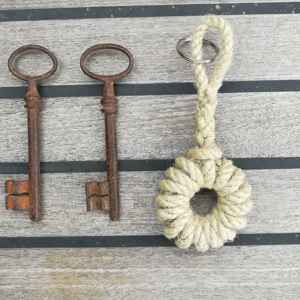 Rope Key Ring