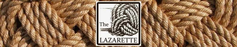 The Lazarette , site logo.