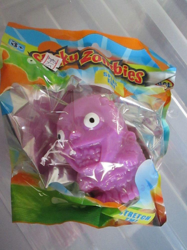 Purple - Sticky Zombies - Splat Em!