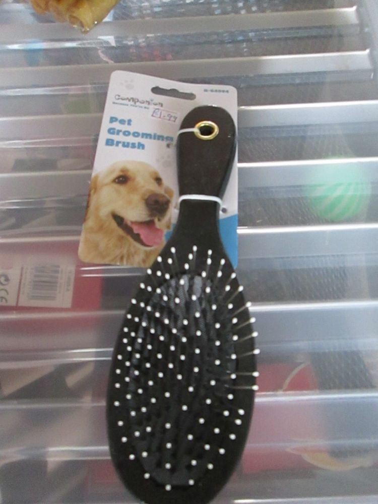 Companion Pet Grooming Brush (Double Sided)