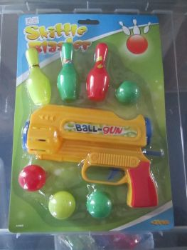 Yellow - Skittle Blaster Ball Gun