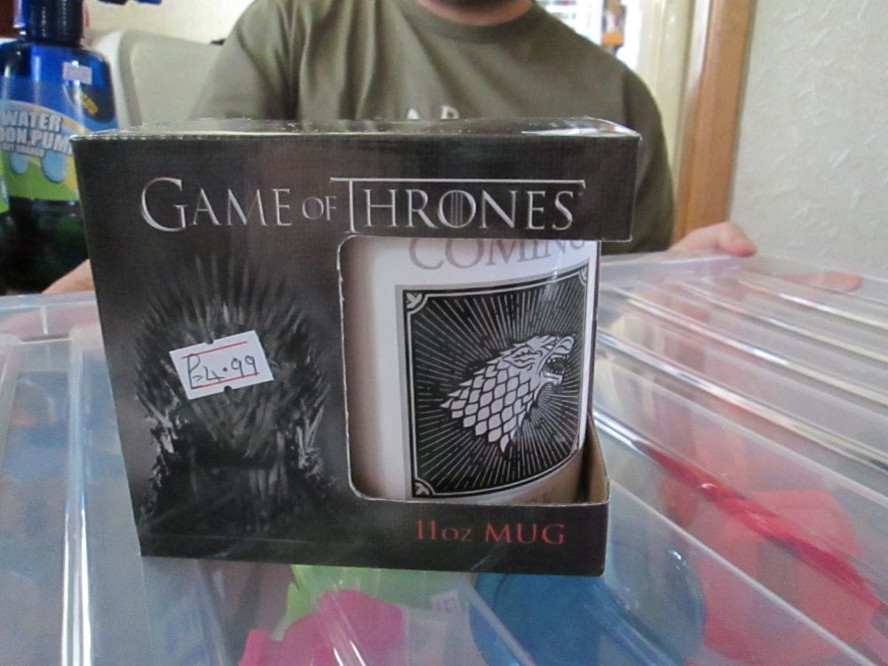 Winter Is Coming Stark 11oz Game Of Thrones Official Licensed Mug