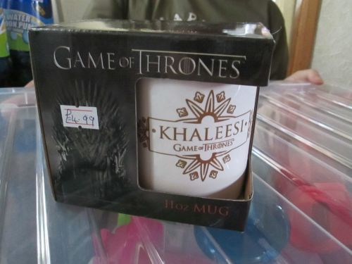 Khaleesi 11oz Game Of Thrones Official Licensed Mug
