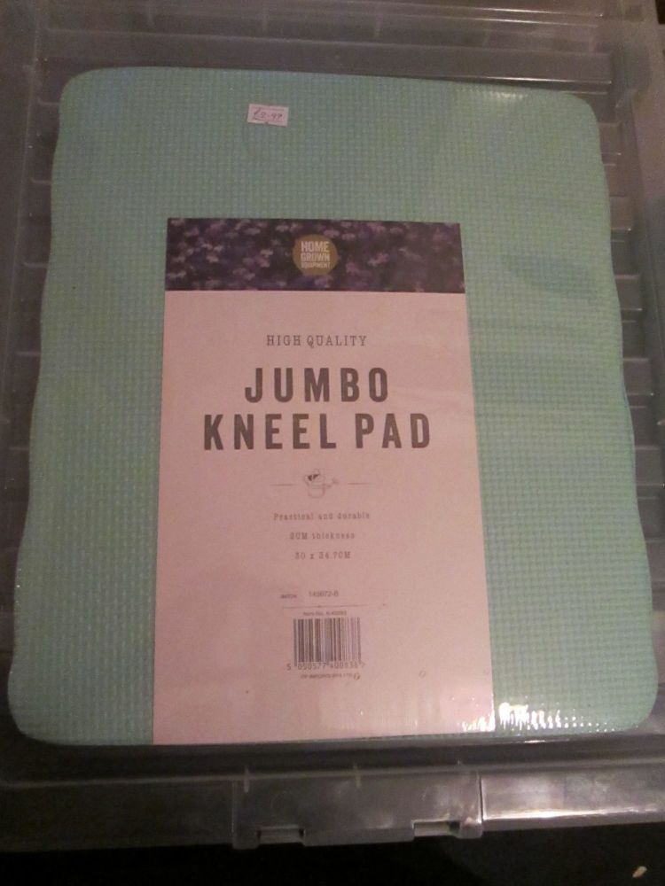Green Foam Kneeling Pad - Home Grown Planting