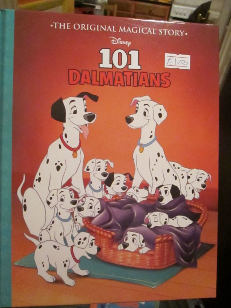 Disney 101 Dalmations - The Original Magical Story