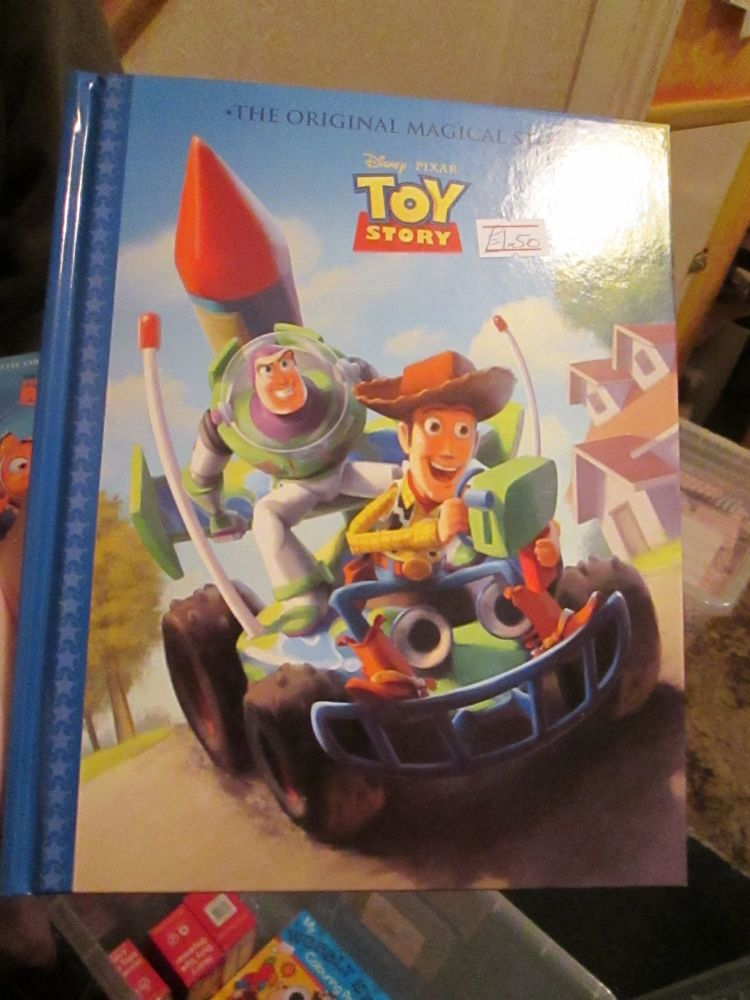 Disney Pixar Toy Story - The Original Magical Story