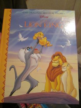 Disney The Lion King - The Original Magical Story