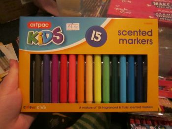 Artpac 15 Scented Markers
