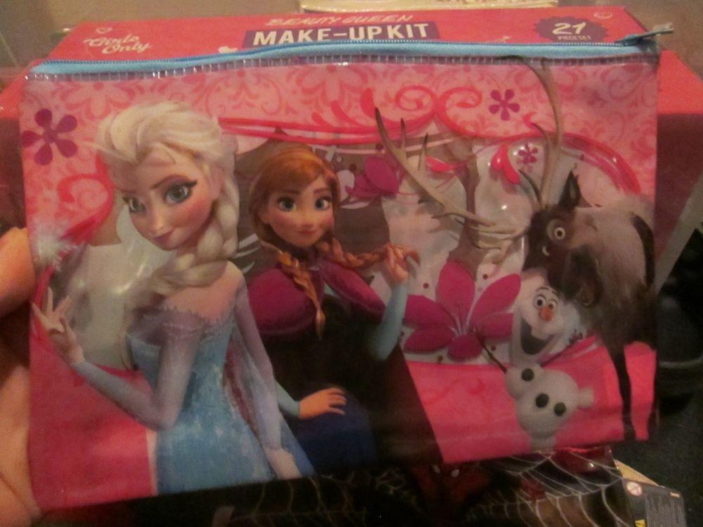 Disney Frozen - Licensed PVC Flatline Pencil Case