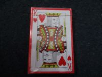 Standard Size Plastic Coated Playing Cards