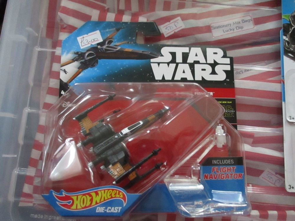 Star Wars - Licensed Poe's X-Wing Fighter