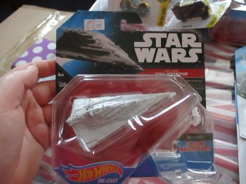 Star Wars - Licensed First Order Star Destroyer