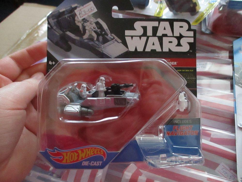 Star Wars - Licensed First Order Snowspeeder