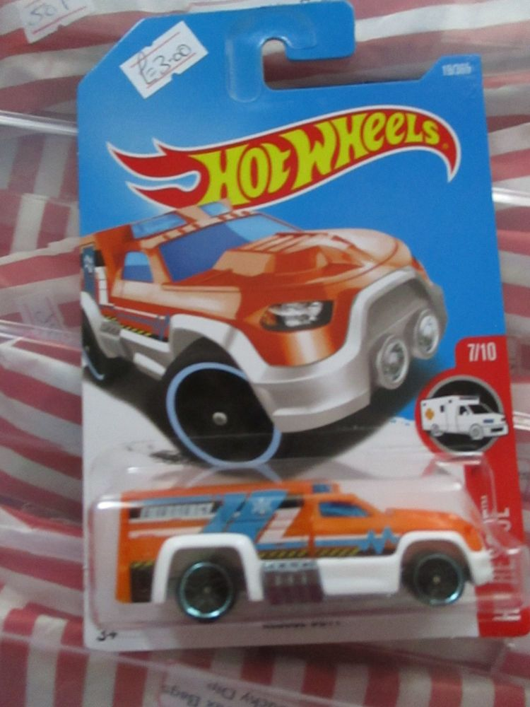 Rescue Duty - Hot Wheels - HW Rescue