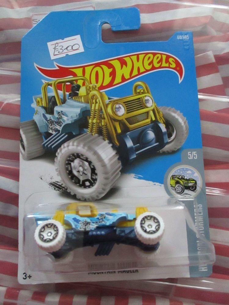 Mountain Mauler - Hot Wheels - HW Snow Stormers