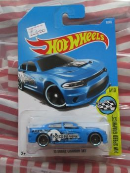 '15 Dodge Charger SRT - Hot Wheels - HW Speed Graphics