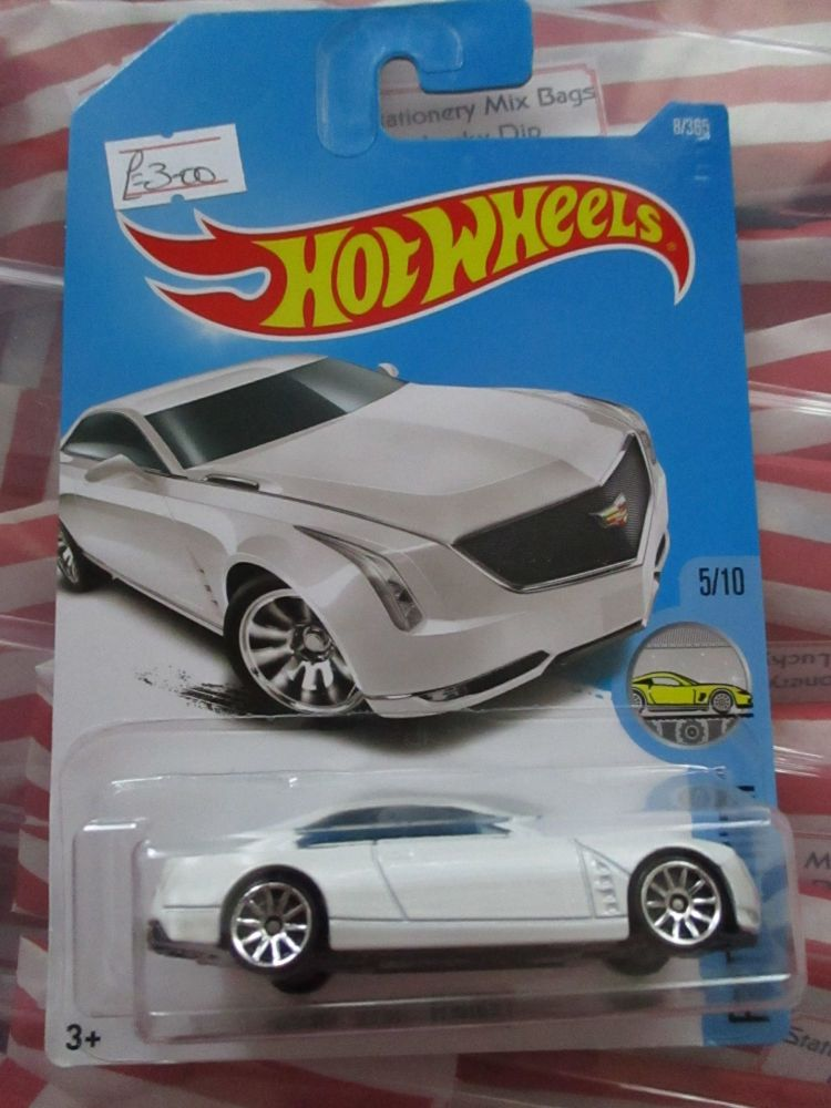 Cadillac Elmiraj - Hot Wheels - HW Factory Fresh