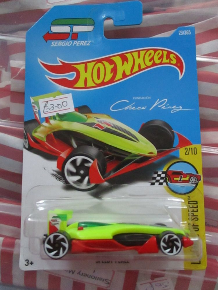 Speedy Perez - Hot Wheels - HW Legends Of Speed