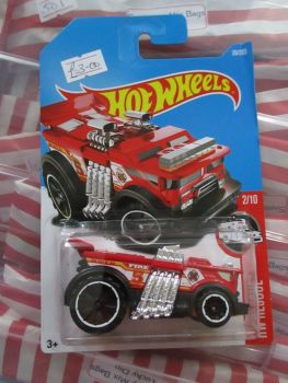 Backdrafter - Hot Wheels - HW Rescue