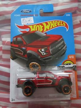 '17 Ford F-150 Raptor - Hot Wheels - HW Hot Trucks