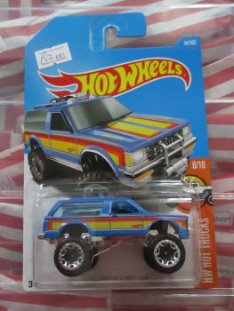 Chevy Blazer 4x4 - Hot Wheels - HW Hot Trucks