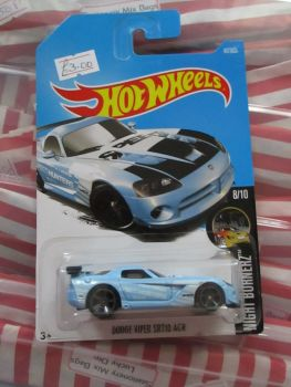 Dodge Viper SRT10 ACR - Hot Wheels - HW Night Burnerz