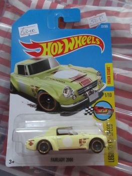 Fairlady 2000 - Hot Wheels - HW Legends Of Speed