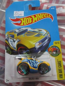 Rocket Box - Hot Wheels - HW Art Cars