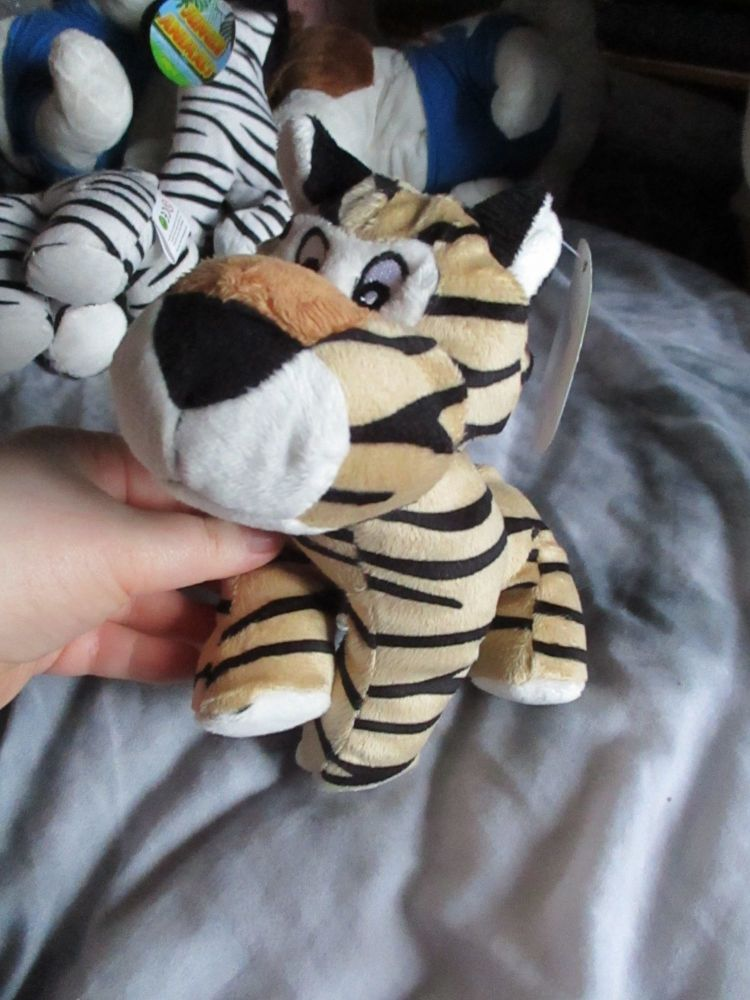 Tiger - Jungle Animals - Soft Toy