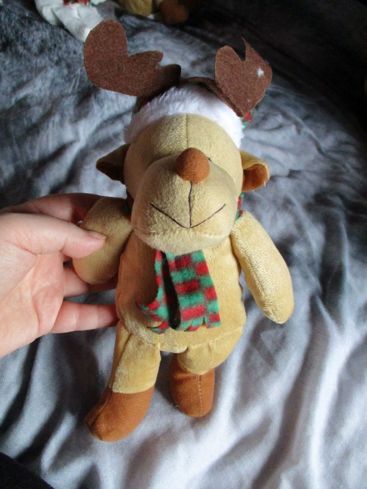 Reindeer - The Christmas Shop - Soft Toy