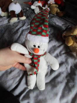 Snowman - The Christmas Shop - Soft Toy