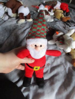 Santa - The Christmas Shop - Soft Toy